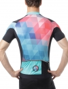 MAILLOT VELO A MOTIFS HOMME HIPSTER 2.0