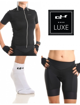 Tenue cyclisme femme Luxe Pack