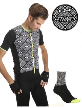 PACK ETHNIC CYCLISME HOMME