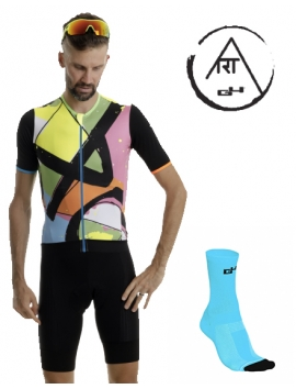 PACK ART CYCLISME HOMME