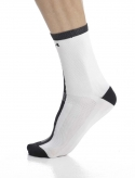 INSTINCT BLACK AND WHITE SOCKS
