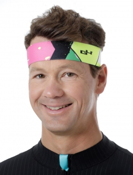 ART CYCLING HEADBAND ANTIPERSPIRANT