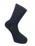 MERINO CYCLING SOCKS DARK BLUE
