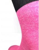 MERINO THERMO CYCLING PINK SOCKS