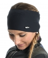 Mid-season headband black