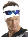Mid-season headband – White