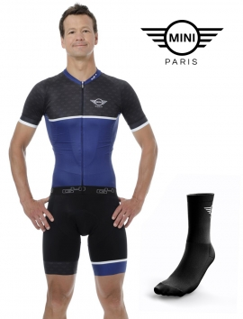 CYCLING KIT G4  X MINI PARIS