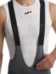 MAN BIBSHORTS GREY ASPHALT