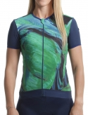 WOMAN CYCLING JERSEY PURE