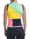SLEEVELESS WOMAN CYCLING JERSEY JAIPUR