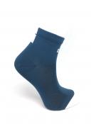 BLUE WOMEN'S CYCLING SOCKS
