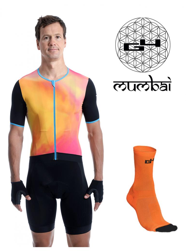 Pack Mumbai cyclisme homme