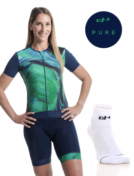 Cycling woman PURE bundle
