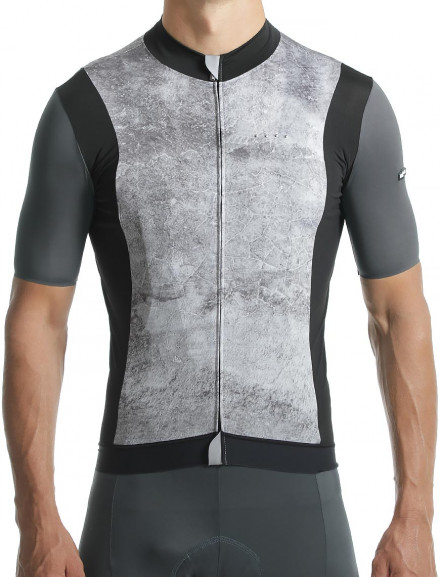 MAN CYCLING JERSEY ASPHALT