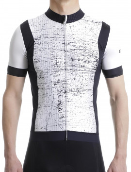 MAILLOT DE CYCLISME BLANC INTEMPOREL