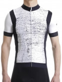 INTEMPOREL MAILLOT CYCLISME BLANC