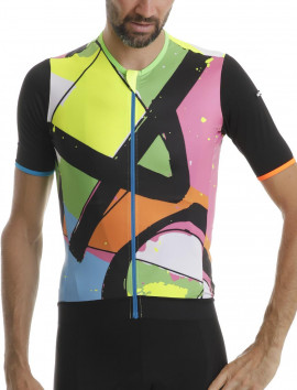 MAILLOT CYCLISTE HOMME ART