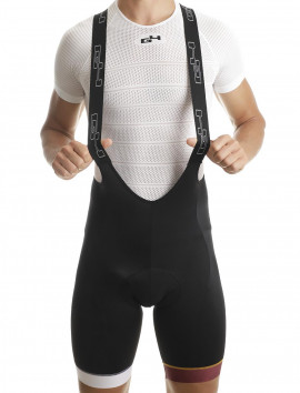 MEDITERRANEAN BIB SHORTS CYCLING BURGUNDY
