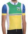 Brasil cycling jersey