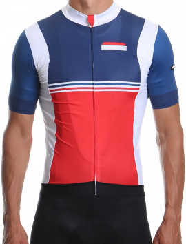 Men's cycling jersey France National