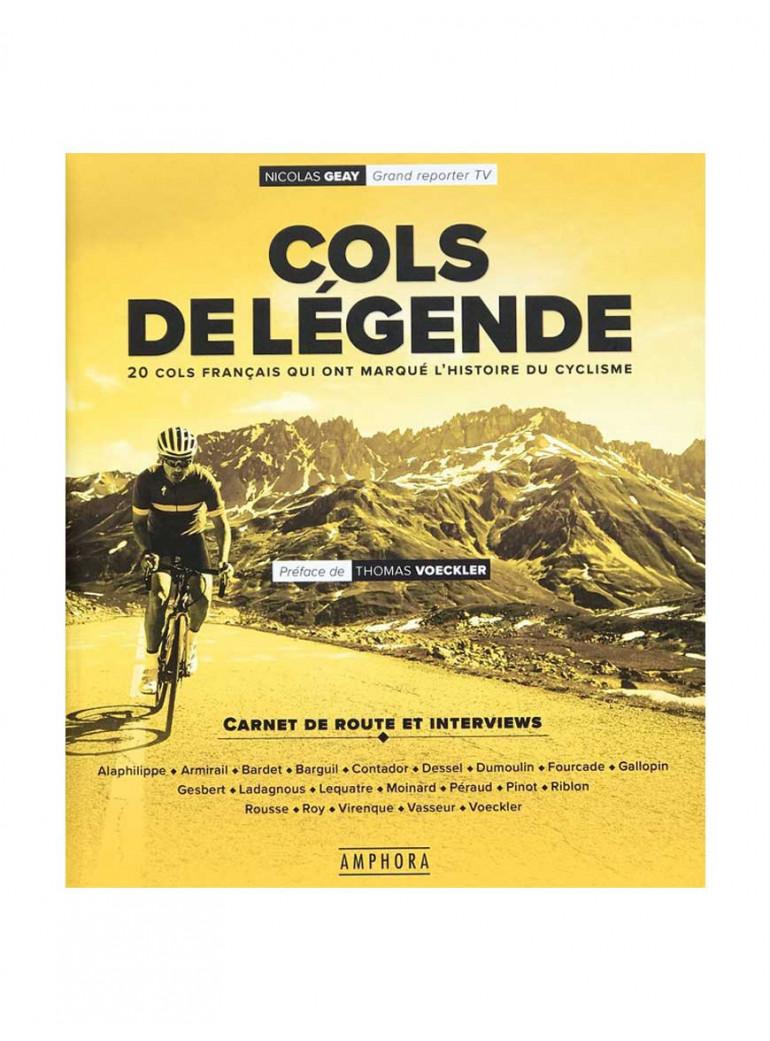 Cols de Légende : Nicolas Geay