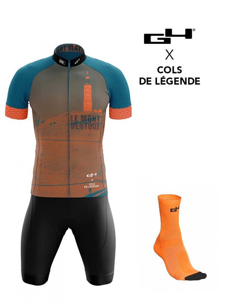 Pack G4 x Cols de Légende : Mont Ventoux