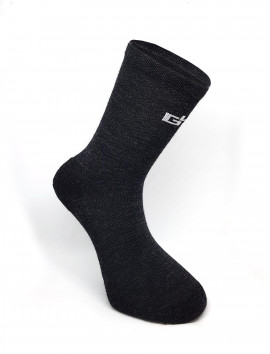 MERINO THERMO CYCLING GREY SOCKS