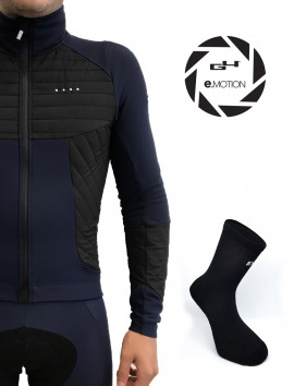 WINTER CYCLING KIT E.MOTION