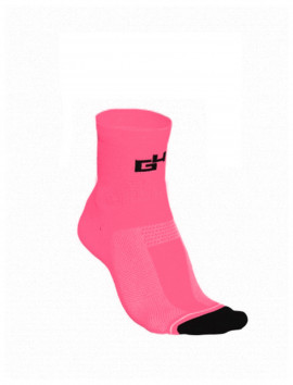 WOMEN CYCLING PINK SOCKS