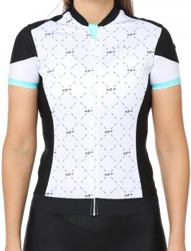 WOMAN ALLURE CYCLING JERSEY
