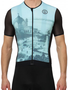 NICE COLLECTOR MAN CYCLING JERSEY