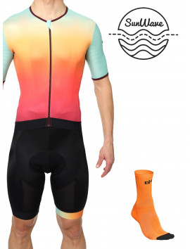 Sunwave cycling outfit men