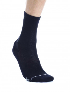 CYCLING HIGH SOCKS PRO LIGHT BLACK