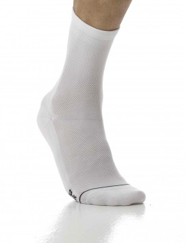 CYCLING HIGH SOCKS PRO LIGHT WHITE