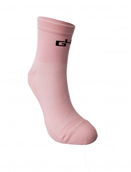 WOMAN CYCLING SOCKS PINK LIGHT