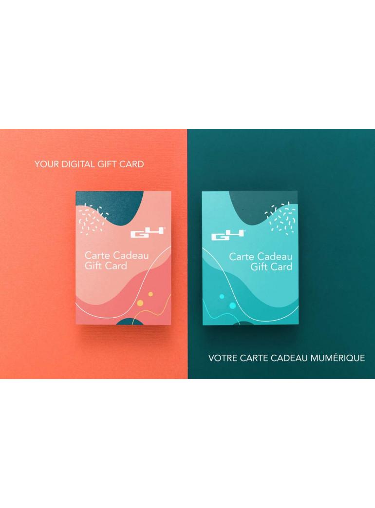 Carte Cadeau Electronique
