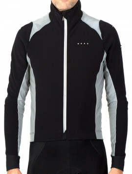 WINTER CYCLING JACKET ARCHANGE SILVER