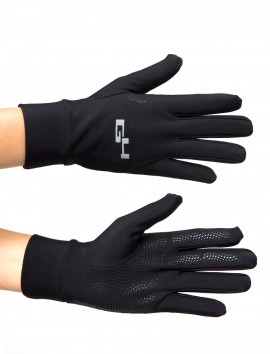 MID SEASON BLACK GLOVES