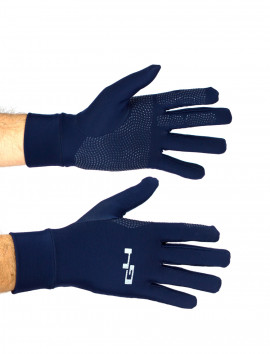 MID SEASON CYCLING GLOVES BLUE NAVY