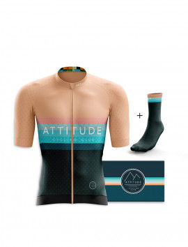 PINK PUNCHEUR MEMBERSHIP ATTITUDE CYCLING CLUB