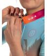 Maillot de cyclisme limité SUNSET Femme