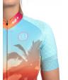 Limited cycling SUNSET Women Jersey