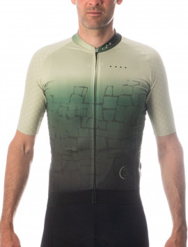G4 x 3 Monuments cycling jersey