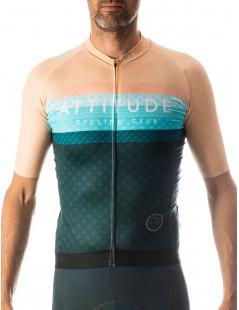 ATTITUDE CYCLING CLUB PINK JERSEY