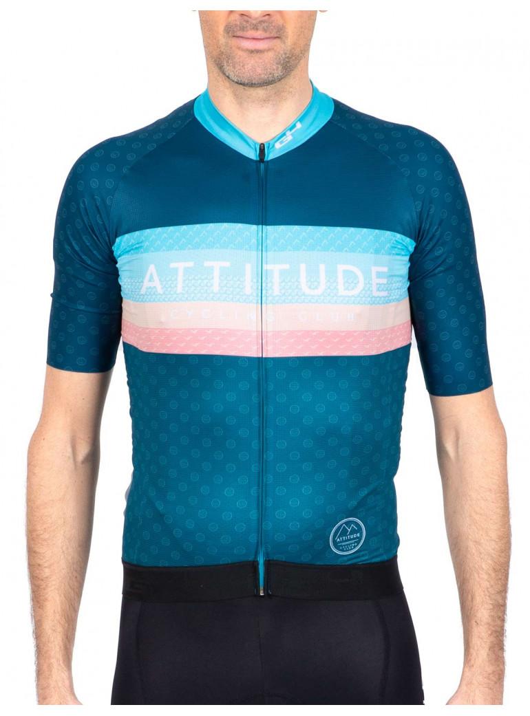 MAILLOT CYCLISTE CYCLING CLUB ATTITUDE