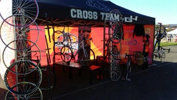 Cross Team Tent