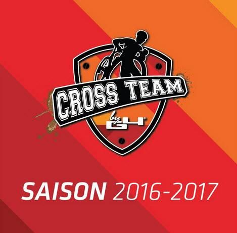 logo cross team by g4