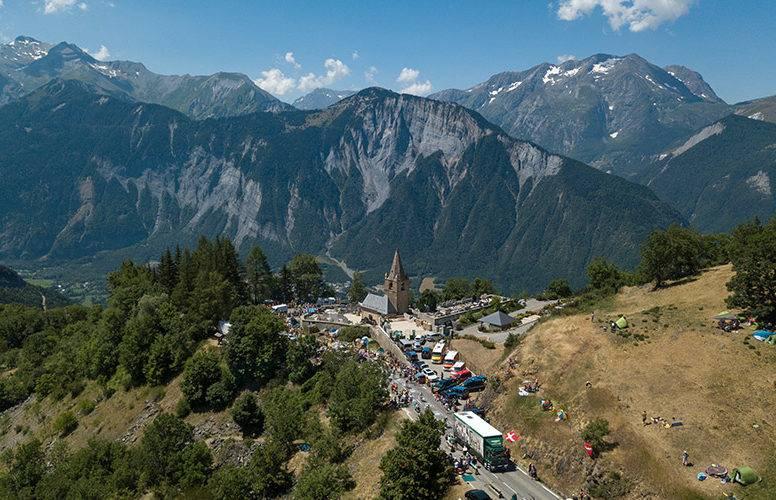 Le Mythe de l'Alpe d'Huez