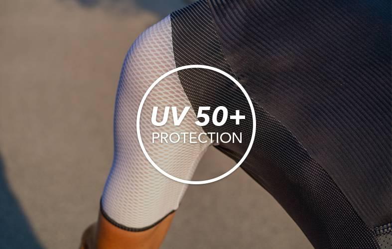 Nos tissus sont anti UV50+