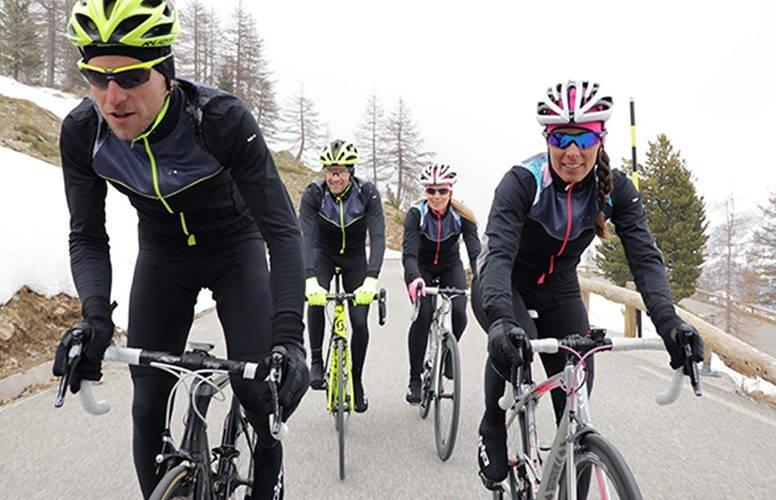 Veste cycliste Denim homme et femme